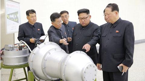 """Ir al VideoCorea del Norte asegura que ha probado """"con éxito"""" una bomba de hidrógeno"""