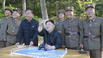 Ir al VideoCorea del Norte asegura que ha probado por primera vez con éxito un misil balístico intercontinental