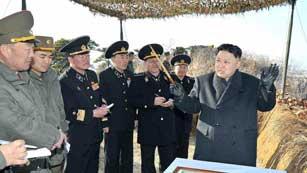 Corea del Norte ordena a su ejército que se prepare para un posible ataque contra Estados Unidos