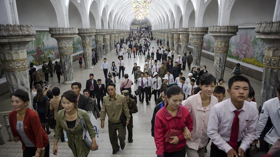 Corea del Norte vende un retrato de modernidad en v��speras de un aniversario hist��rico