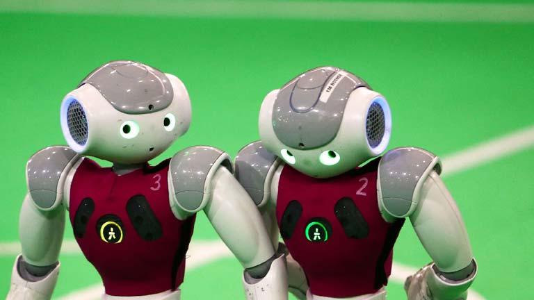 La coreógrafa Blanca Li crea una orquesta donde los músicos son máquinas y los bailarines robots