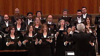 Los conciertos de La 2 - Coro RTVE Nº 4 (parte 1)