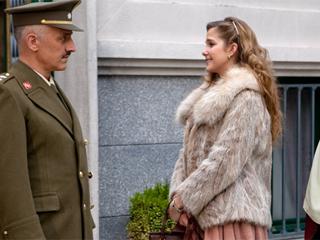 Amar- El Teniente coronel Armenteros llega al barrio