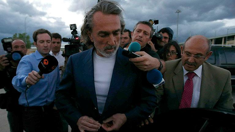 Correa sale de la cárcel de Soto del Real tras pagar la fianza de 200.000 euros