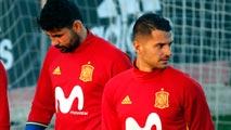 Costa y Vitolo, la pólvora de la Roja