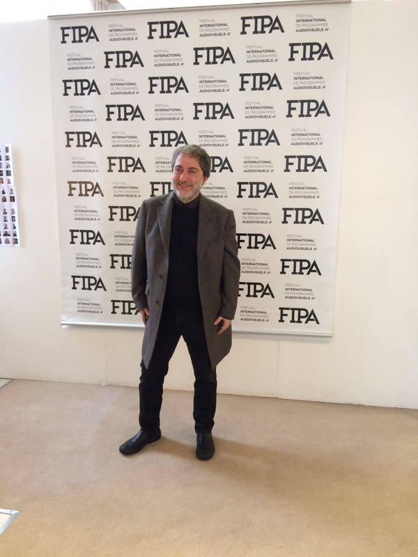 El creador de la serie, Javier Olivares