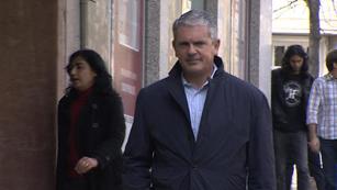Pablo Crespo, presunto número dos de la trama Gúrtel, declara en la Audiencia Nacional