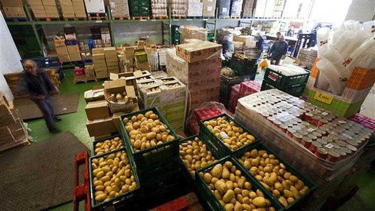 La crisis ha hecho que las familias españolas sean más vulnerables ante el hambre