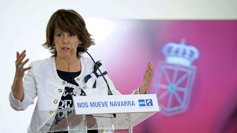 Partido socialista y UPN tratan de reconducir la crisis en el Gobierno de Navarra