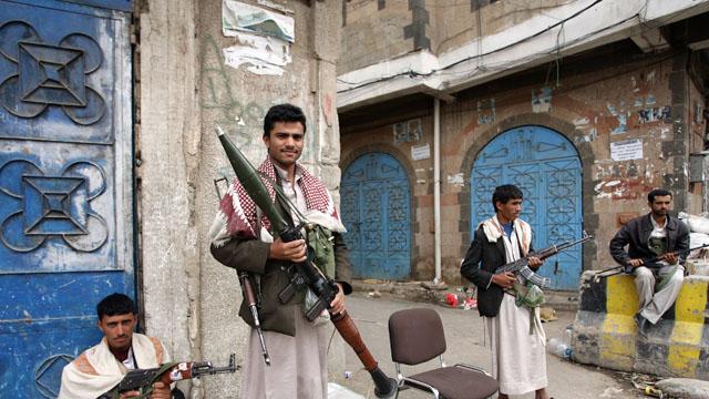 La situación se recrudece en Yemen, que está al borde de la guerra civil