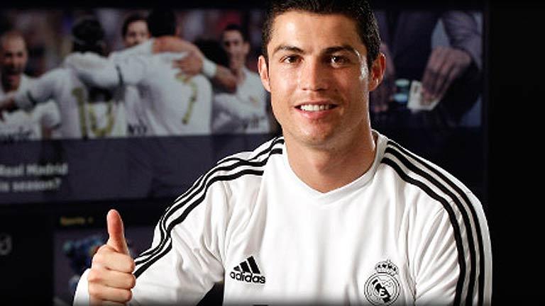 """Cristiano: """"Espero que el Bernabéu haga el primer gol"""""""
