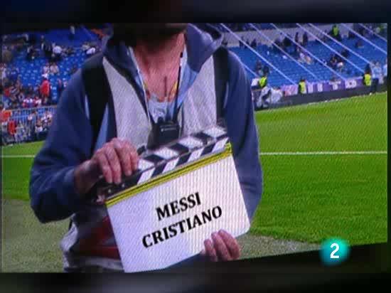 Cristiano-Messi, la película
