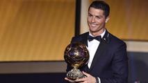 Ir al VideoCristiano Ronaldo gana su tercer Balón de Oro