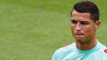 Ir al VideoCristiano Ronaldo saca los malos modos