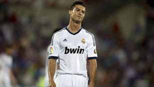 Cristiano Ronaldo se quiere ir