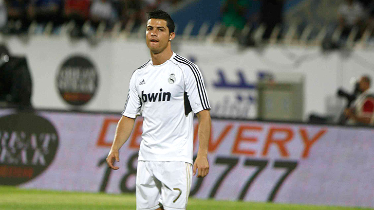 "Cristiano Ronaldo: ""Soy mejor que Messi"""