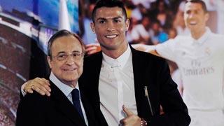"""Cristiano Ronaldo tiene la """"plena confianza"""" del Real Madrid"""