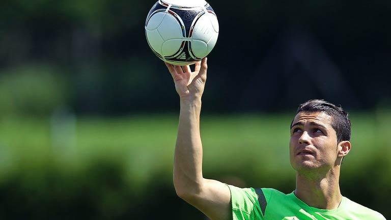 """Cristiano Ronaldo: """"Tres días para descansar son suficientes"""""""