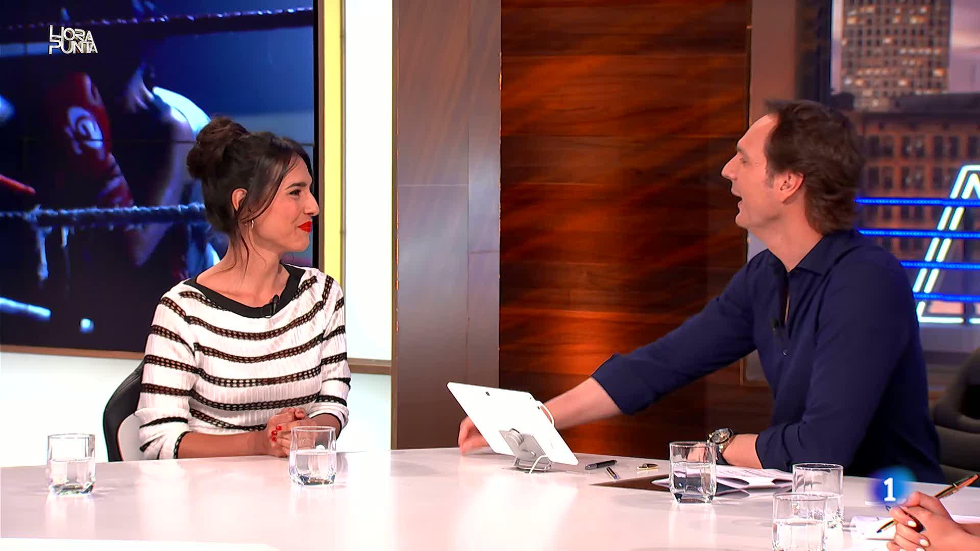"""Hora Punta -  Cristina Brondo nos presenta la peli """"Mil cosas que haría por ti"""""""