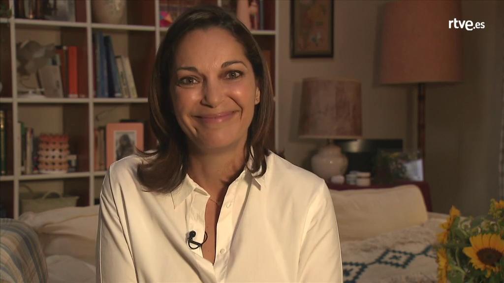 """Estoy Vivo - Cristina Plazas: """"Me apasionan los guiones de esta serie"""""""