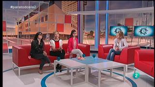 Para Todos La 2 - Entrevista - Cristina Sánchez-Andrade