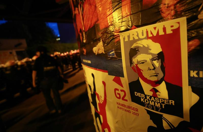 Críticas a Trump