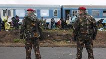 Ir al VideoCroacia y Serbia ya han desbloqueado dos de sus pasos fronterizos