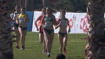 Cto. de España por Clubes: Carrera Junior Femenina