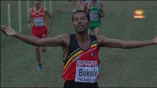 Atletismo - Cross Campeonato de Europa - Senior hombres