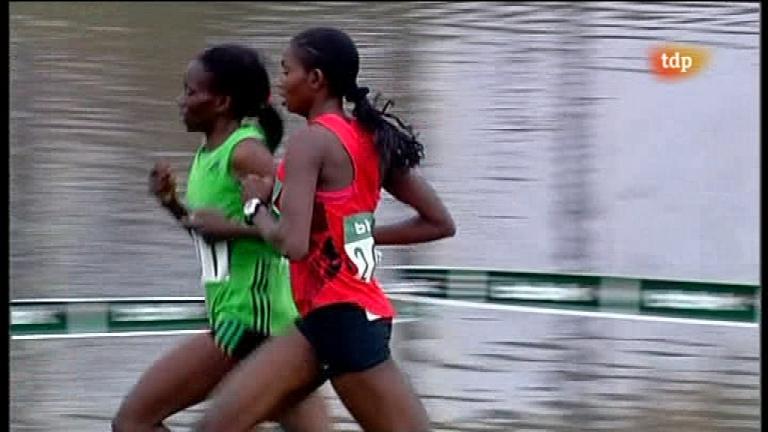 Atletismo - Cross campo a través internacional de Zornotza - Carrera femenina
