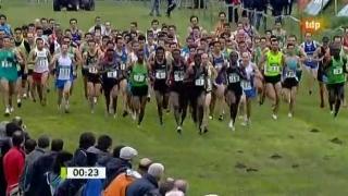 Atletismo - Cross campo a través internacional de Zornotza - Carrera masculina