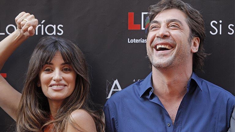 Corazón - Penélope Cruz y Javier Bardem se trasladan a Londres