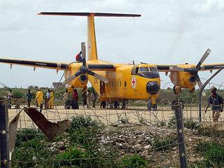 Cruz Roja suspende su distribución de ayuda humanitaria en Somalia