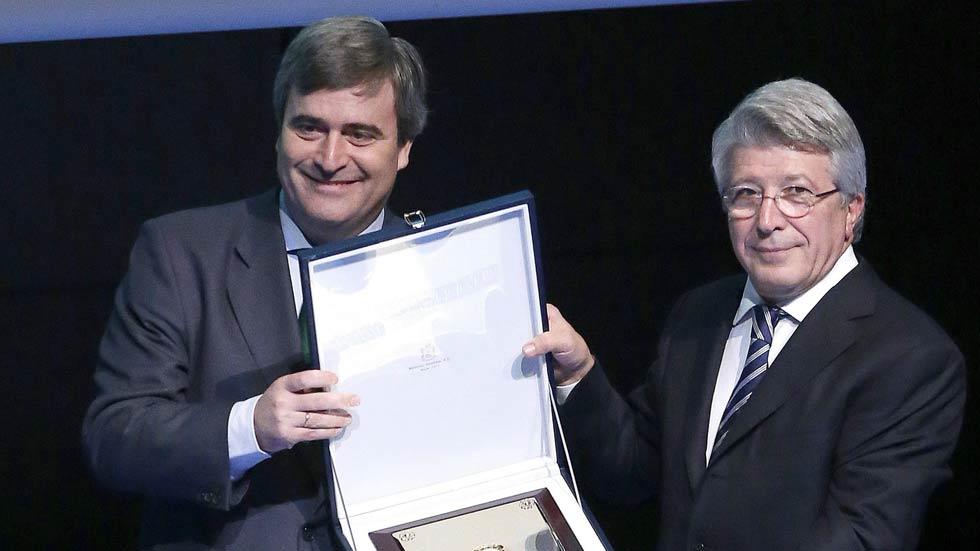 El CSD entrega las distinciones al Mérito Deportivo
