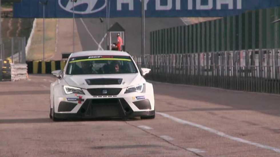 Automovilismo - Campeonato de España de Resistencia en circuitos. Prueba El Jarama