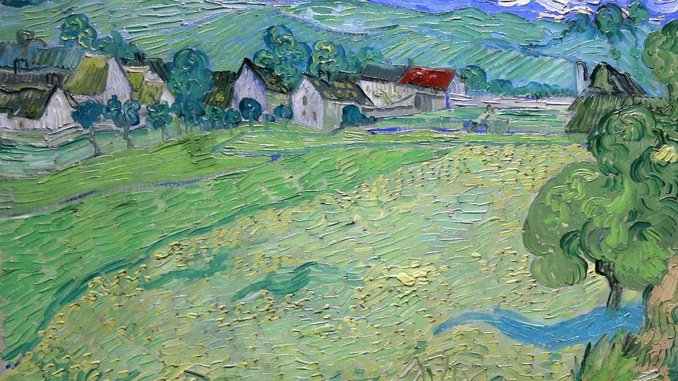 Restauradores holandeses recuperan los tonos originales de los cuadros de Van Gogh