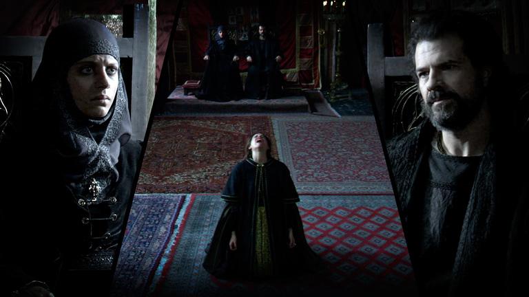 Isabel - ¿Cuándo empezó Juana a mostrar los primeros síntomas de locura?