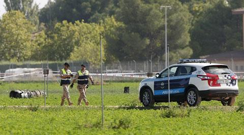 Ir al VideoEl cuarto accidente aéreo que ocurre en España con el Eurofighter