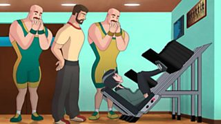 The Case of the Calamitous Gym