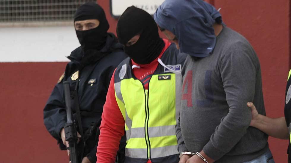 Cuatro detenidos en Marruecos y España como presuntos miembros de células terroristas del Daesh