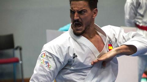 Cuatro oros y dos bronces para España en el Karate1 SeriesA