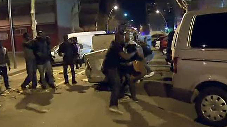 Cuatro personas detenidas por el asesinato de un senegal s - Tiempo en badalona por horas ...