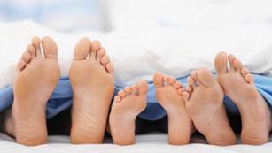 Saber vivir - Cuidado de los pies