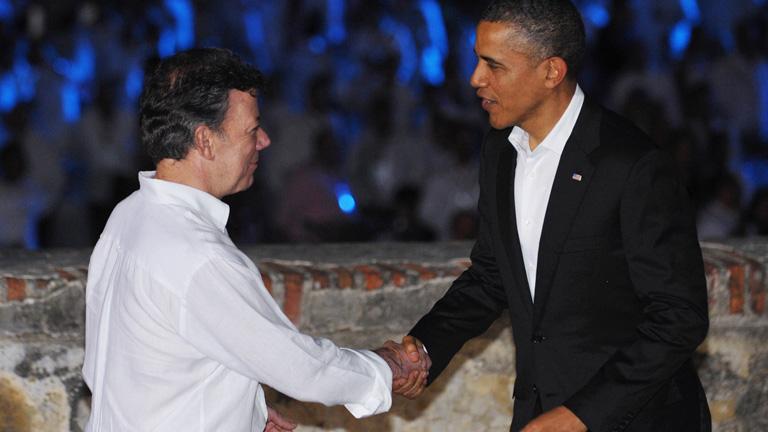 """Todo listo en Cartagena, en Colombia, para """"La cumbre de las Américas"""""""