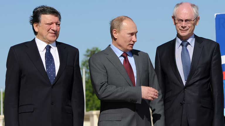 Cumbre Rusia-Unión Europea