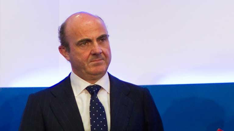 Luis de Guindos dice que no habrá nuevos ajustes