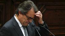 Ir al VideoLa CUP dice 'no' a Artur Mas en la segunda votación, aunque ve más cerca el acuerdo