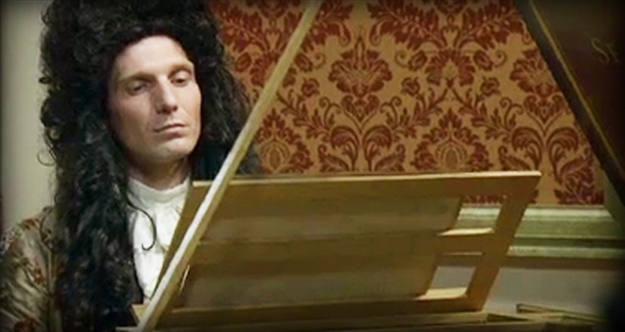 Curiosidades de Águila Roja: Jean Baptiste Lully, el compositor
