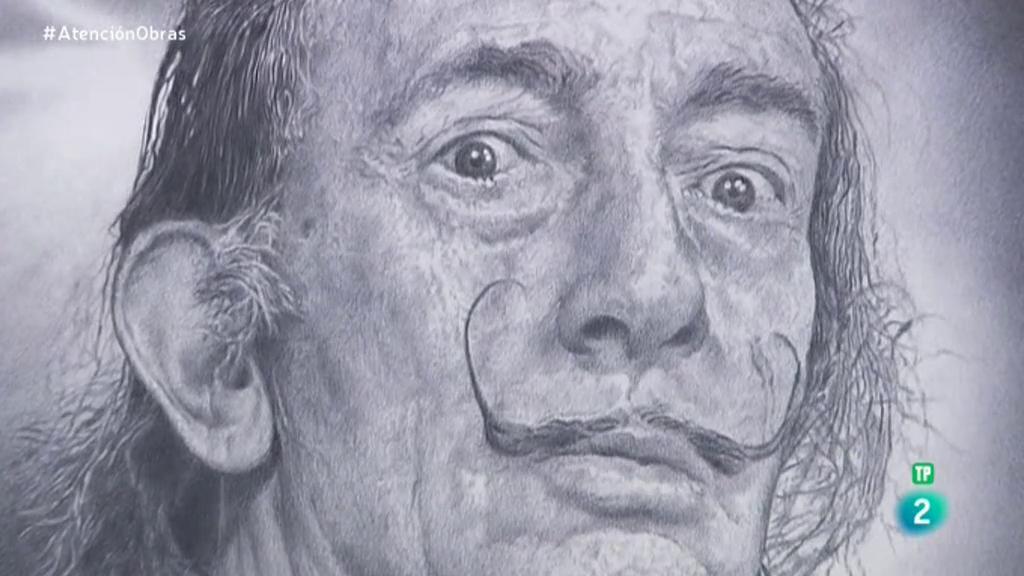 Atención obras -  Dalí y la ciencia