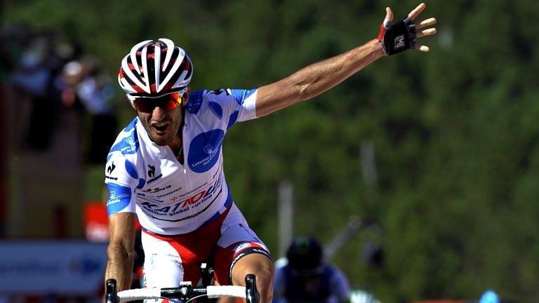 Dani Moreno conquista Finisterre